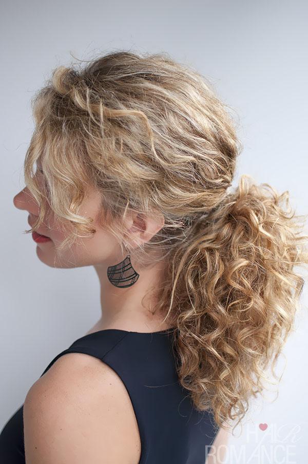 زیباترین مدل موی فر برای عروس خانم ها