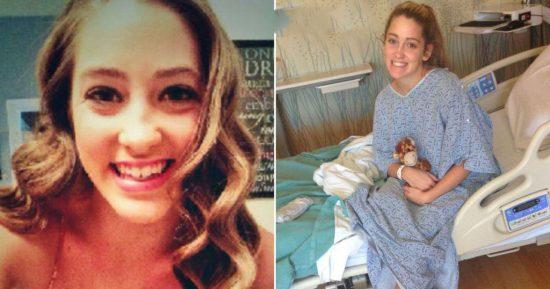 دختر باکره جذاب  که پزشک به او گفت باردار است