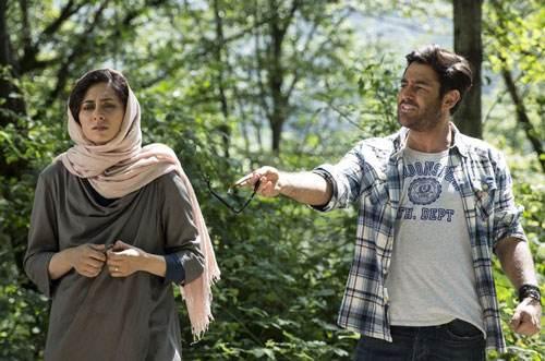 محمدرضا گلزار پرفروش همیشگی گیشه فیلم ها