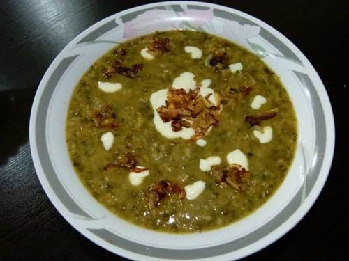 آموزش تهیه آش ماش غذای اصیل ایرانی
