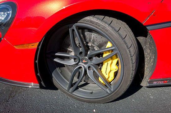 خودرو مک لارن 570S قدرت و سرعت در کنار هم