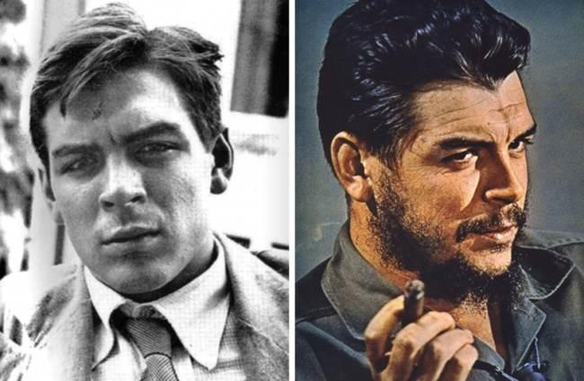 چهره های مطرح جهان را قبل و بعد از شهرت ببینید