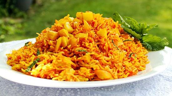 آموزش پخت استانبولی پلو غذای رایج ایرانی