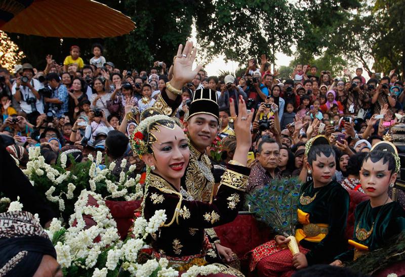 مدل های لباس عروس سنتی در ملل مختلف