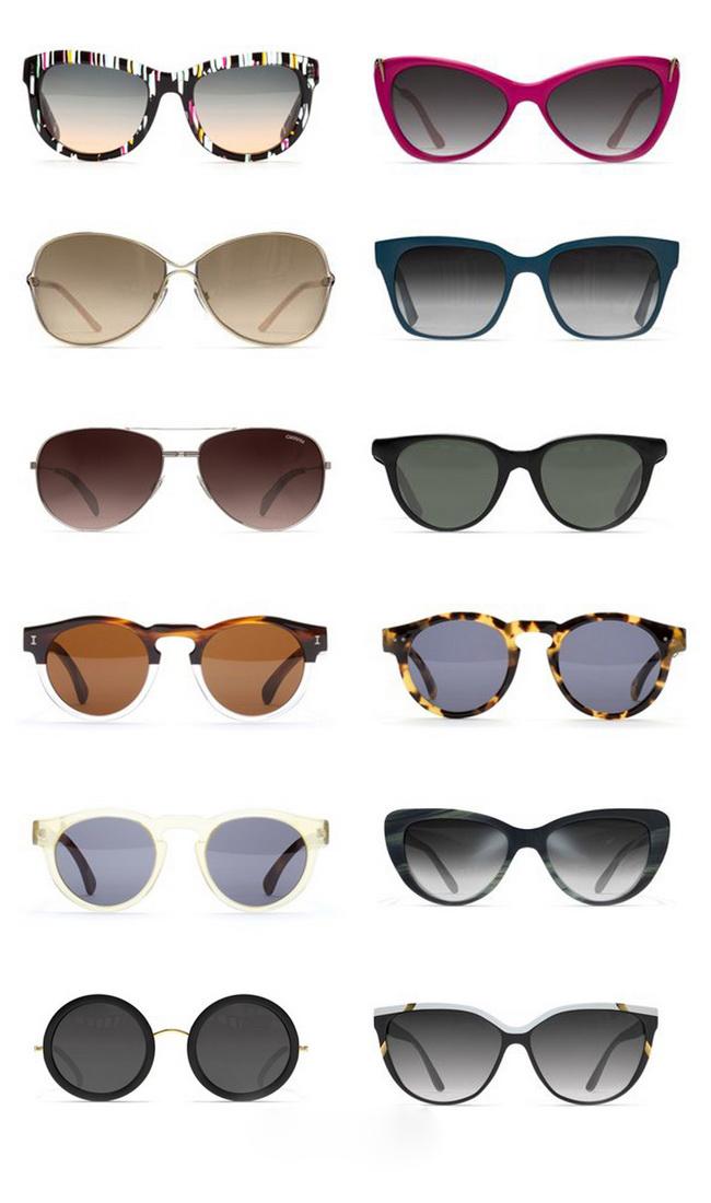 راهنمای خرید و نکات هنگام انتخاب عینک آفتابی