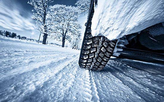 چگونه برای زمستان برای خودرو لاستیک مناسب تهیه کنیم؟