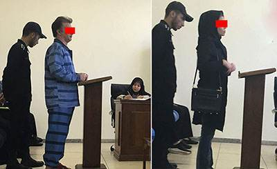 مردی که به زن شوهردار تجاوز کرد سرش بریده شد