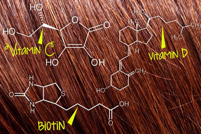 این ماده ها را برای تقویت رشد موها استفاده کنید