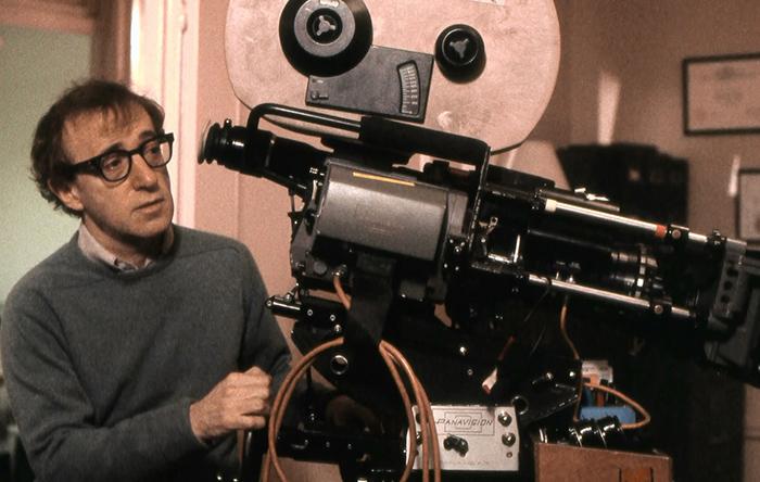 وودی آلن فیلم ساز احساسی سینمای هالیوود
