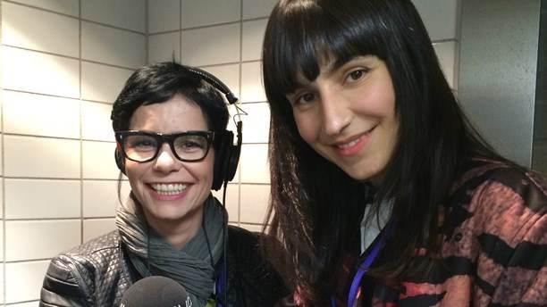 لاله پورکریم دختر خواننده پرطرفدار ایرانی در اروپا