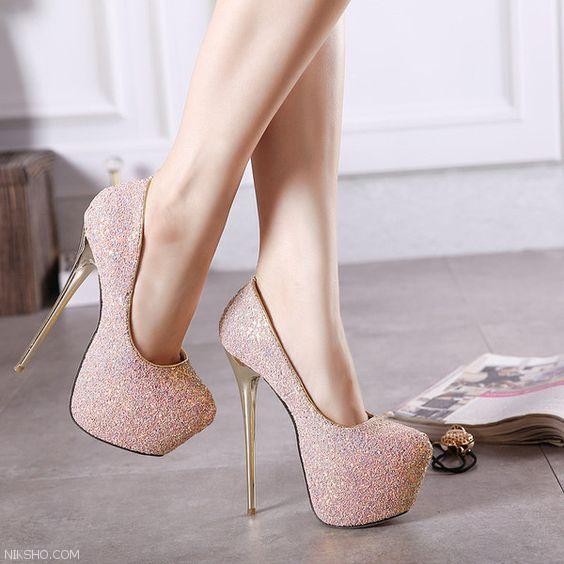 کلکسیون مدل کفش پاشنه بلند زنانه High heels