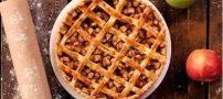 آموزش آشپزی پای سیب با طعم دارچین ویژه
