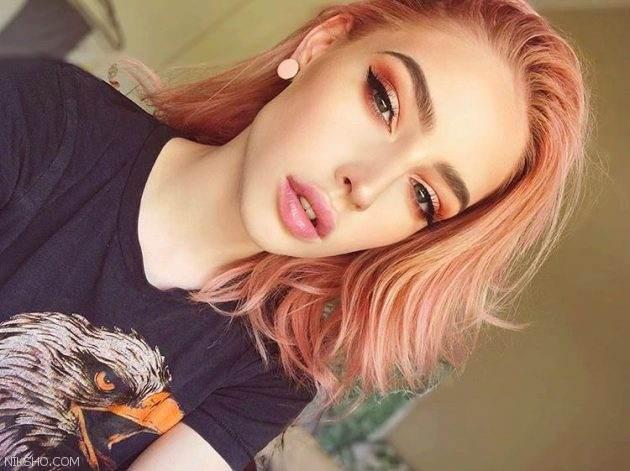رنگ موهای مد سال 2019 برای خانم های جذاب