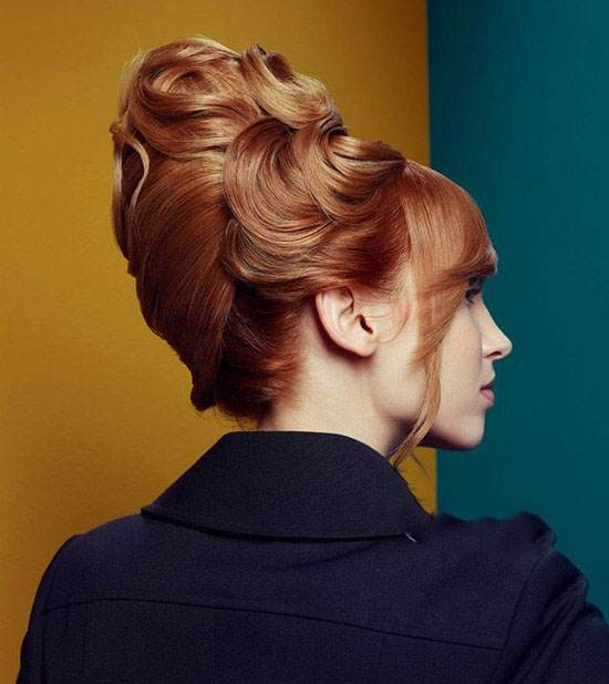مدل موهای زنانه مد سال 2017 را بشناسید