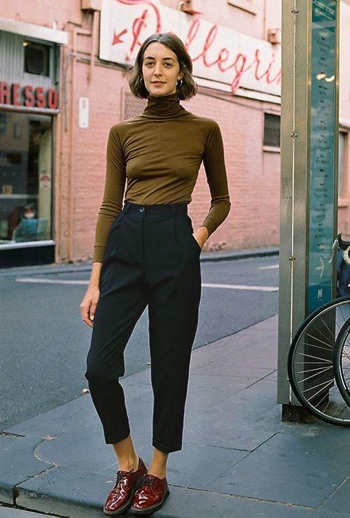 مدل های جدید شلوار زنانه رسمی و اسپرت