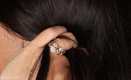مدل های زیبا و لوکس طلا و جواهرات ایرانی