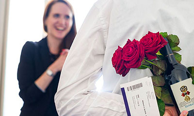 ریشه برگزاری سنت عاشقانه روز ولنتاین