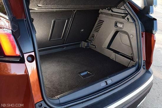 پژو شاسی بلند 3008 یک SUV به تمام معنا