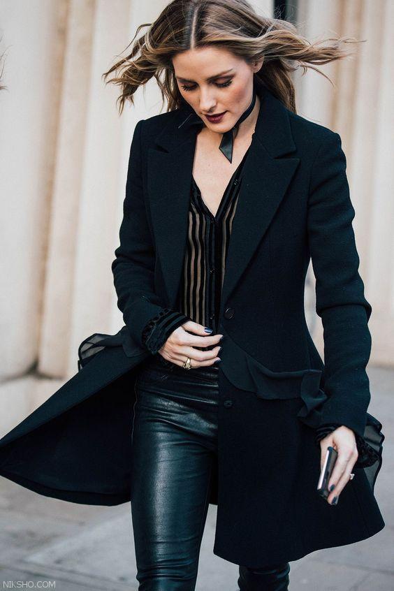 مدل لباس زنانه به سبک استایل خیابانی 2017