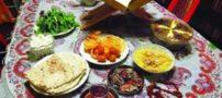 در ماه رمضان غذاهای سالم و مقوی بخوریم