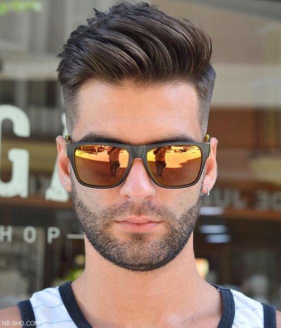 مدل مو مردانه کوتاه و بلند مد سال 2019 97