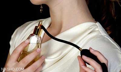 توصیه های طلایی برای استفاده از عطر perfume