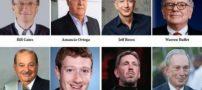 ۸ مردی که نصف ثروت جهان را در اختیار دارند
