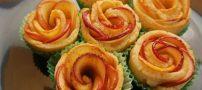 آموزش درست کردن شیرینی خوشمزه شکل گل رز