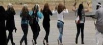 فرار شبانه دختران ایزدی برده جنسی داعش +عکس