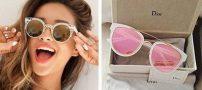 مدل های عینک آفتابی زنانه نشانه جذابیت ۲۰۱۷