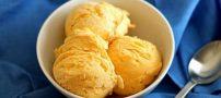 با هم بستنی انبه خوشمزه و عالی درست کنیم