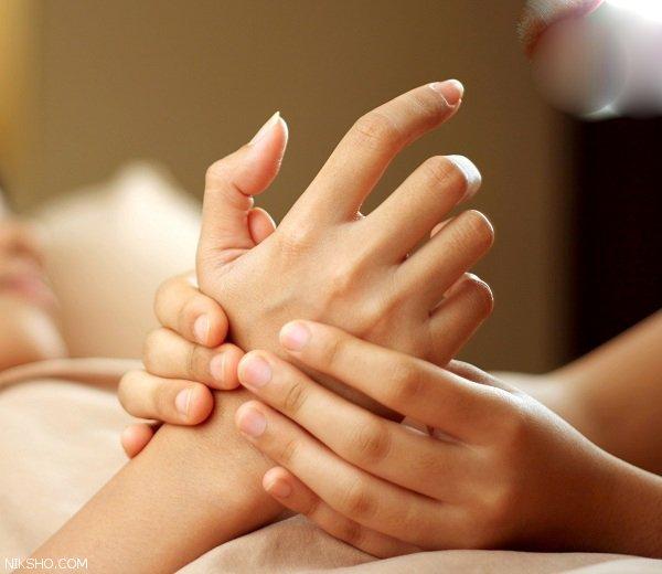 روش های ماساژ جنسی بدن زنان برای تحریک قبل از رابطه جنسی