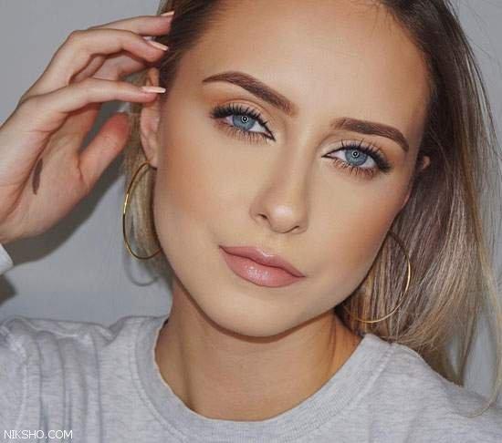 مدل های آرایش جذاب نوروزی برای دختر خانم های جوان