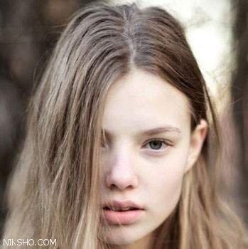 تصاویر جذاب ترین دختران سوپر مدل دنیا بدون آرایش