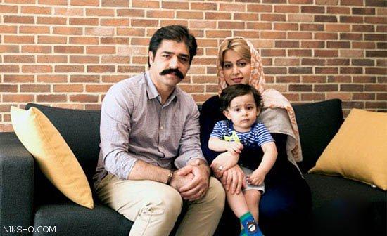 خانه ای با دکوراسیون مدرن و المان های ایرانی در محله سهروردی