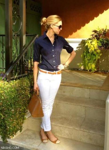 مدل های جدید شلوار جین زنانه شیک 2019