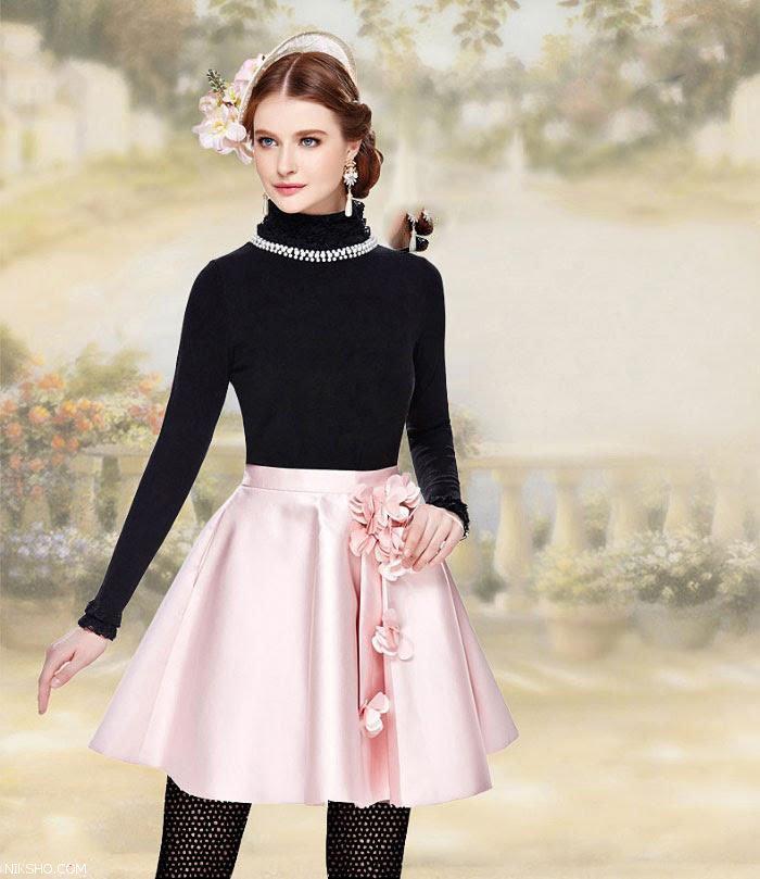 مدل لباس مجلسی teenager زیبا و شیک