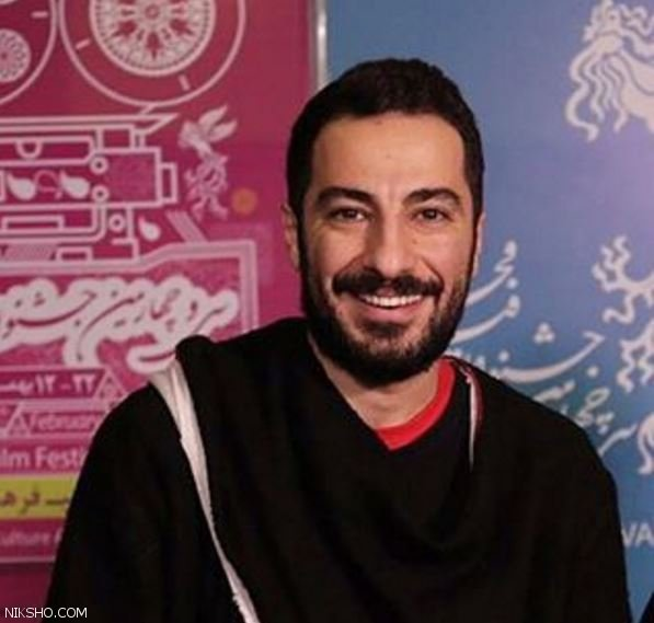 همراه با نوید محمدزاده ستاره محبوب سینمای ایران