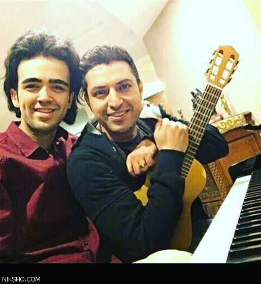 اشکان خطیبی و همسرش در اینستاگرام +بیوگرافی