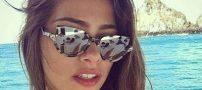 مدل عینک آفتابی جدید زنانه شیک ۲۰۱۷