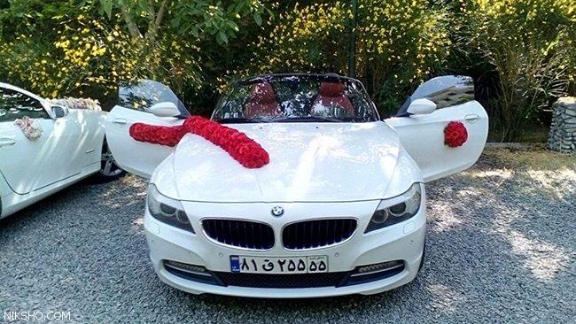 مصائب کرایه خودرو و ماشین عروس در ایران