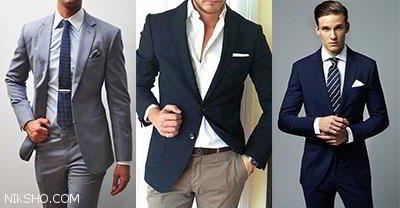 شیک ترین مدل های کت مردانه را اینجا ست کنید