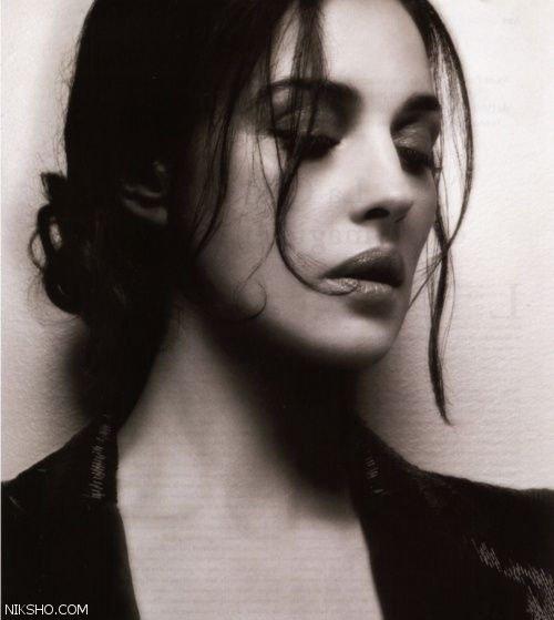 بیوگرافی و عکس های مونیکا بلوچی بازیگر و مدل ایتالیایی