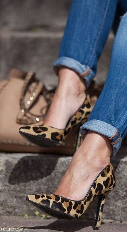 شیک ترین مدل های کفش پاشنه بلند 2019
