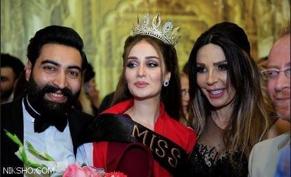 دختر شایسته عراق در سال 2017 انتخاب شد +عکس