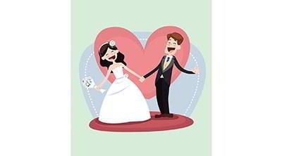 اس ام اس های ناب تبریک سالگرد ازدواج  سری جدید