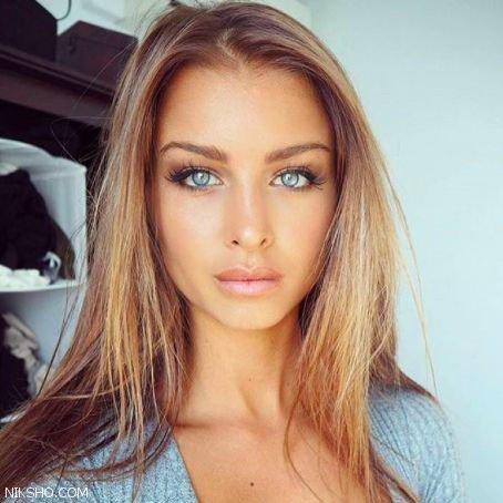 انواع مدل آرایش صورت زیبا و دلنشین 2019