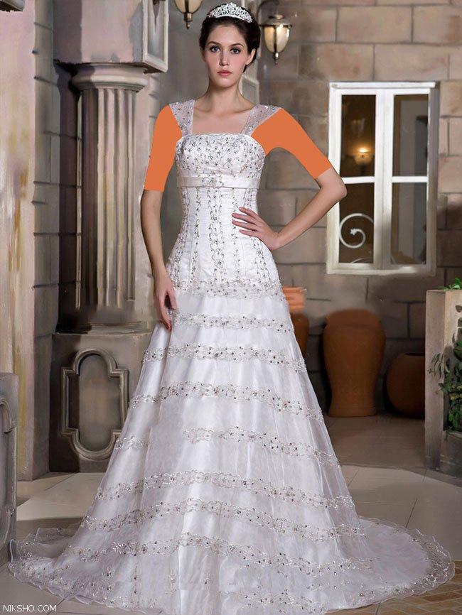 کلکسیون مدل لباس عروس پرنسس 2019