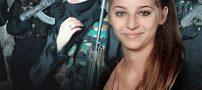 ملکه زیبایی داعش این دختر اروپایی است