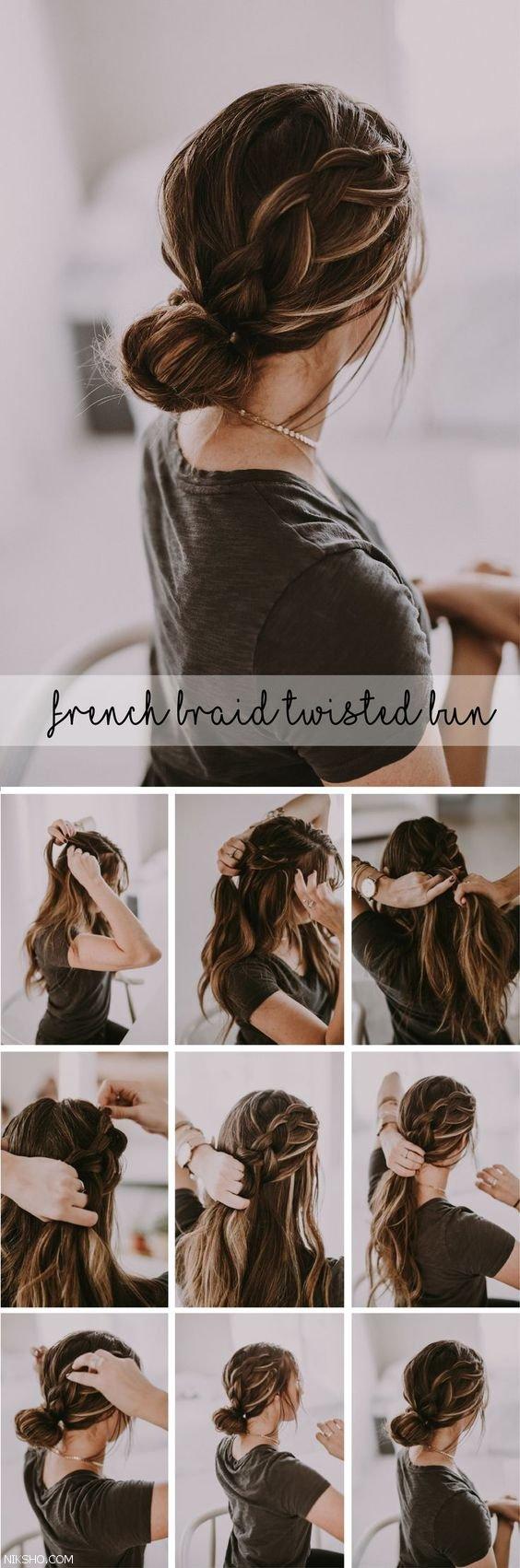 مدل های جدید بافت موی زنانه +آموزش تصویری